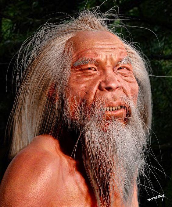 Da det moderne menneske nåede til Asien for ca 60.000 år siden mødte vi Denisovanerne, som vi fik børn med.